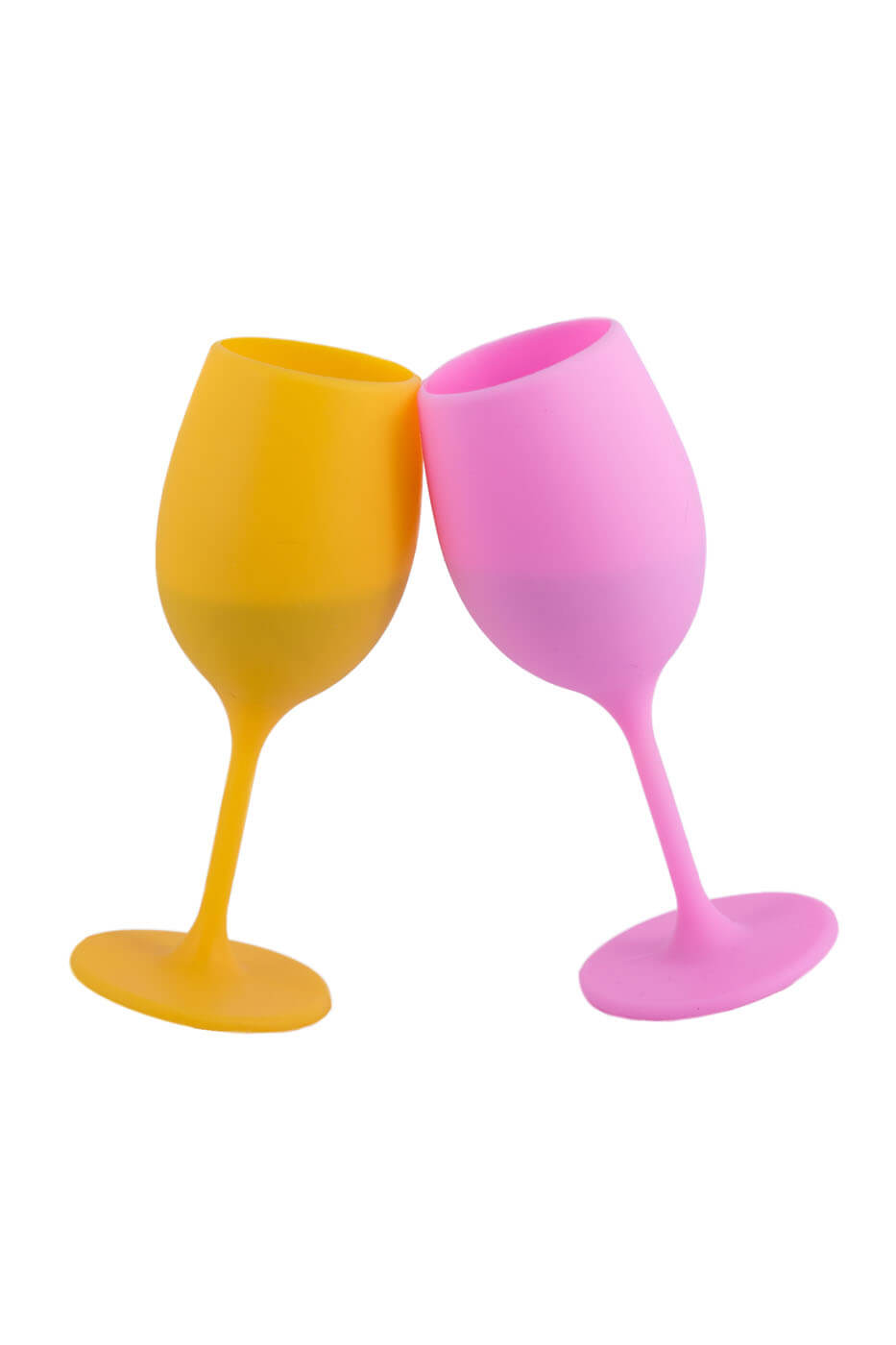 77dfb6bef45 Silicone Wine Glass - Pack of 2 Glasses